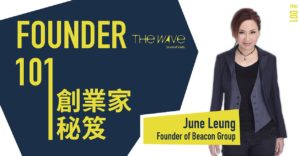 Founder 10 June Leung