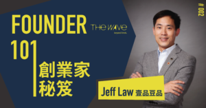 Founder 101 Jeff Law